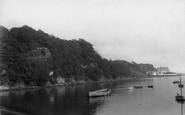 Aberdour, The Bay 1900