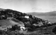 Aberdovey, General View c.1960