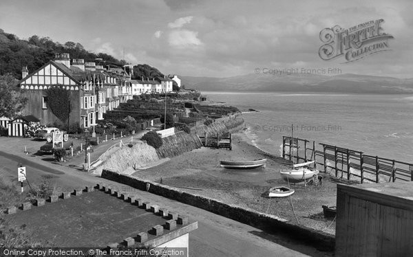 Aberdovey, Penhelig And The Estuary c.1958