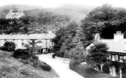 Aberdovey, Terrace Road 1901