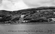Aberdovey, The Outward Bound Sea School c.1960