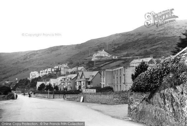 Aberdovey, Village c.1955