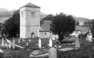 Aberedw, St Cewydd's Church 1936