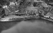 Abereiddy, The Old Quarry Harbour c.1960