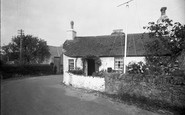 Abererch, A Pretty Cottage 1936
