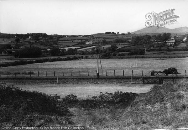 Abererch, General View c.1950