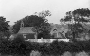Abererch, The Church 1936