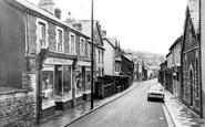 Aberfan, Aberfan Road c.1965
