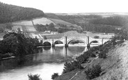 Aberfeldy, General Wade's Bridge c.1890