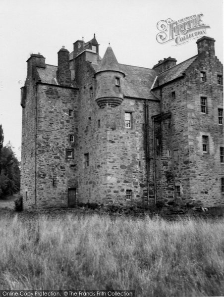 Aberfeldy, Grandtully Castle 1949
