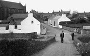Aberffraw, Bridge Street c.1939