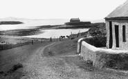 Aberffraw, Llangwyfan (St Cwyfan's Church) c.1940