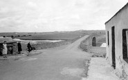 Aberffraw, Old Bridge And Well c.1939