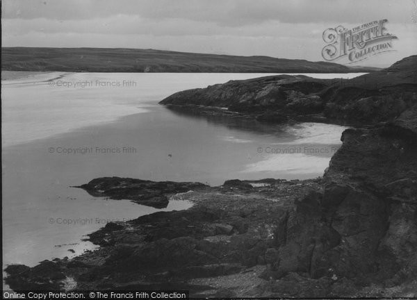 Aberffraw, The Point And Bay c.1940
