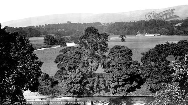 Abergavenny, 1898