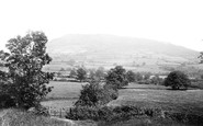 Abergavenny, Holy Mountain 1898