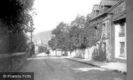 Abergavenny, Monmouth Road 1914