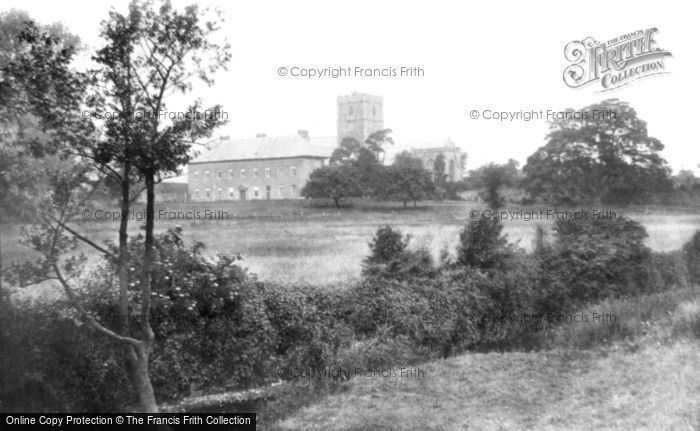 Abergavenny, St Mary's Church And Priory 1898