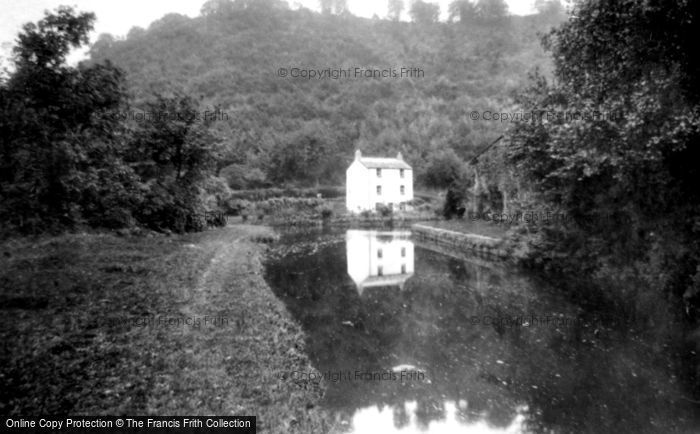 Abergavenny, The Boat House 1914