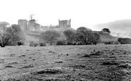 Abergavenny, The Castle c.1955