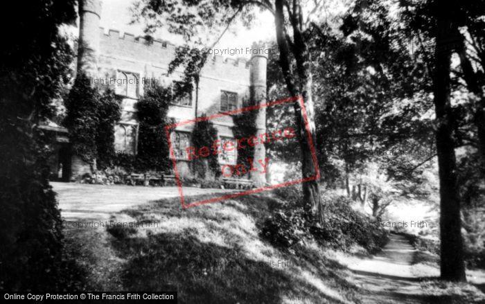 Abergavenny, The Castle House 1914
