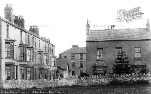Abergele, Castle Place 1895