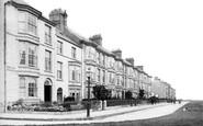 Abergele, Pensarn, South Parade 1895