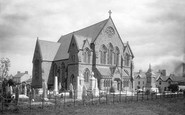 Abergele, Welsh Presbytarian Church 1890