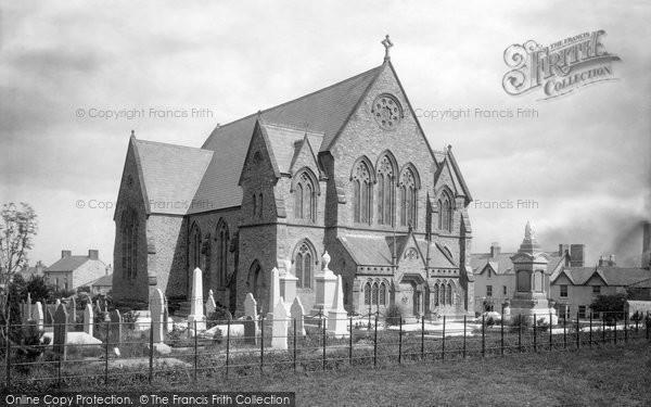 Abergele, Welsh Presbyterian Church 1890