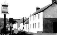 Abergorlech, The Village c.1967