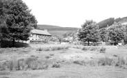 Abergwesyn, Gwesyn Cottages c.1955