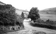 Abergwesyn, The Bridge c.1955
