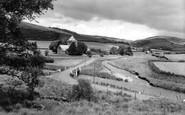 Abergwesyn, The Church c.1950