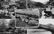 Abergwyngregyn, Composite c.1955
