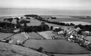 Abergwyngregyn, General View c.1960