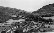 Abergynolwyn, General View c.1965