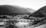 Abergynolwyn, The Village c.1965