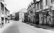 Aberkenfig, Bridgend Road c.1960