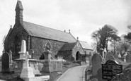 Aberkenfig, The Church 1938