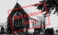 Aberkenfig, The Church c.1965