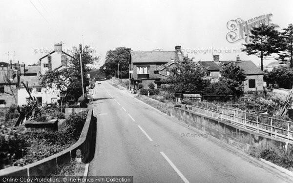 Abermule, The Village c.1965
