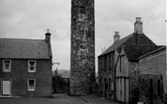 Abernethy, Round Tower 1954