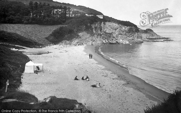 Aberporth, The Beach c.1935