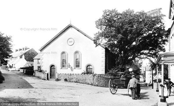 Abersoch, Congregational Church 1901
