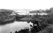 Abersoch, Harbour 1901