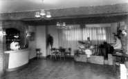 Abersoch, Harbour Hotel, Flamenco Room c.1965