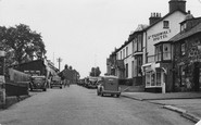 Abersoch, Main Street c.1955
