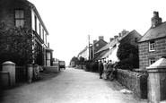 Abersoch, Village c.1955
