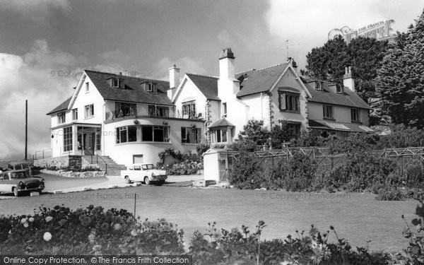 Abersoch, White House Hotel c.1965