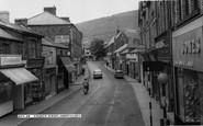 Abertillery, Church Street c.1965